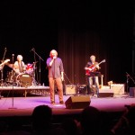 Dan Sheehan with John Densmore and band